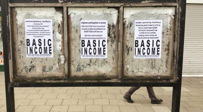 Uitleg basisinkomen